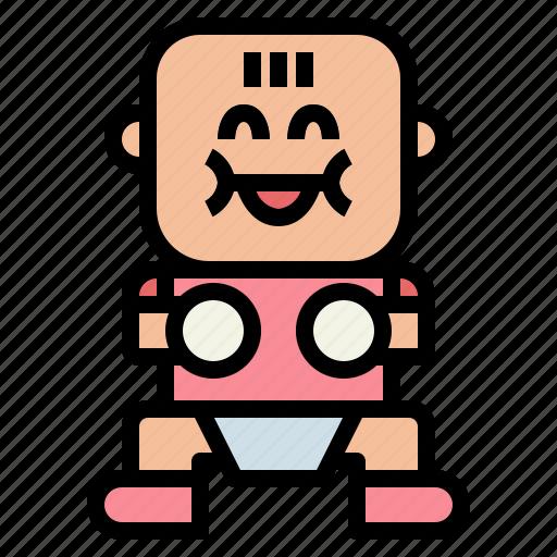 Baby, child, children, kid icon - Download on Iconfinder