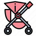 baby, pushchair, buggy, stroller