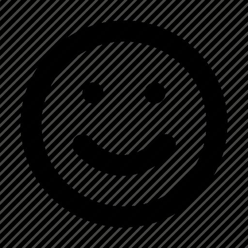 emoticon, face expressions, happy, happy face, smiley icon
