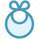 baby, bib, child, children, kid, kids icon icon