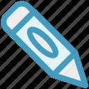 baby pencil, draw, edit, pen, pencil, school, writing icon