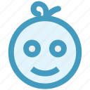 baby, boy, face, kids, medical, new born icon