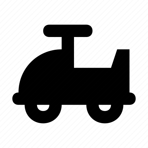 baby transport, childhood, kids car, play, toy car icon