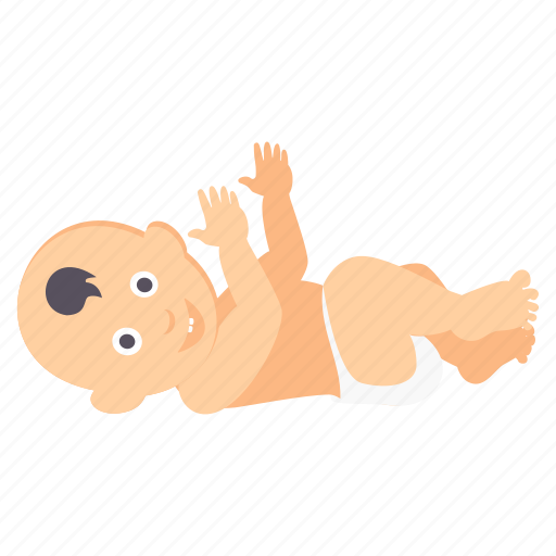 baby, children, infant, kids, play, playing icon