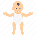baby, children, infant, kids icon