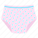 baby, children, infant, kids, pants, panty, shorts icon