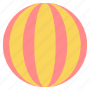 baby, ball, children, infant, kids icon