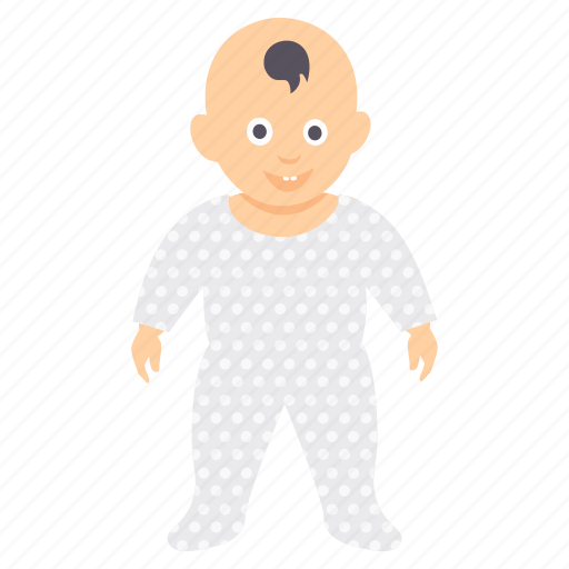 baby, children, clothes, clothing, infant, kids icon
