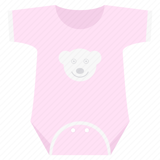 baby, children, clothes, infant, kids icon
