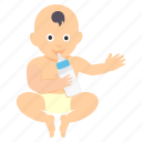 baby, bottle, children, feeder, infant, kids, milk icon