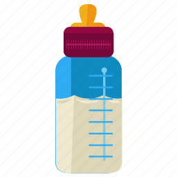 baby, beverage, bottle, child, drink, feed, maternity icon