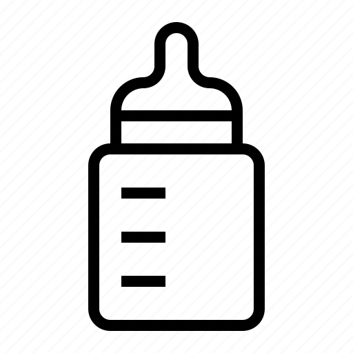 baby, bottle, pacifier, toddler icon
