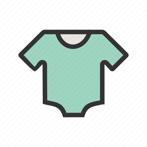 baby, child, clothes, clothing, cute, fashion, shirt icon