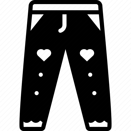 Baby pant, clothing, costume, fashion, garment, jeans, trouser icon - Download on Iconfinder