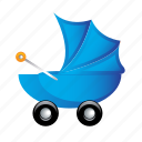 baby, child, kids, newborn, wheels icon