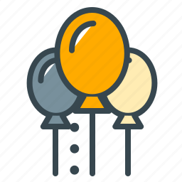 activity, baby, balloon, care, game, toy icon
