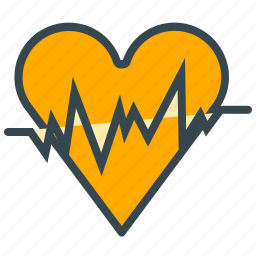 baby, care, check, doctor, health, heart, rate icon