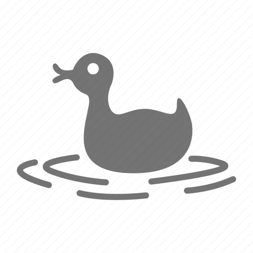 baby, duck, infant, kid, toy, water toy icon
