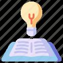 book, creative, creativity, idea
