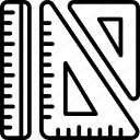 ruler, geometry, tools and untensils, measure