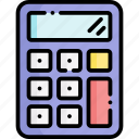 calculator, maths, technology, electronics