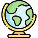 globe, earth, world, planet