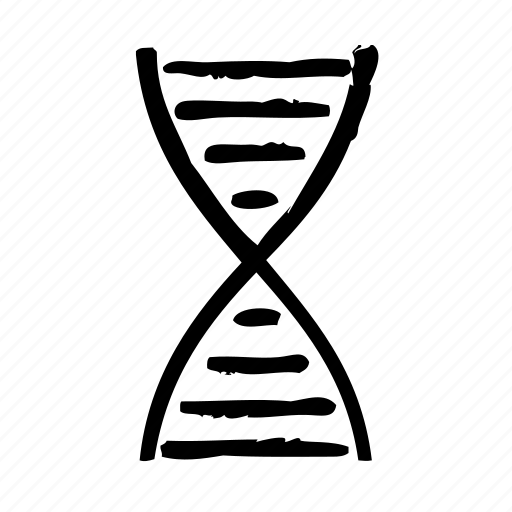 dna, helix, research, science icon