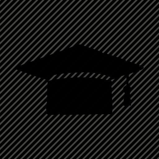 education, graduate, knowledge, study icon