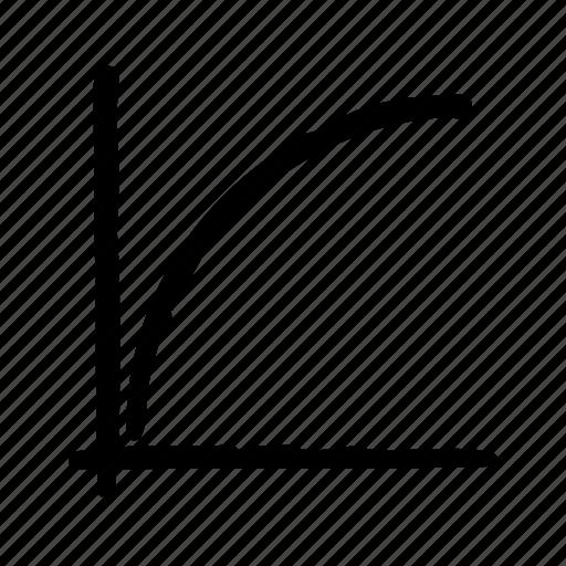 diagram, diagramm, function, fx, math icon