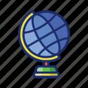globe, earth, world