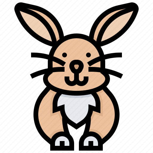 animal, bunny, mammal, rabbit icon