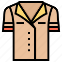 shirt, spare, suit, uniform icon