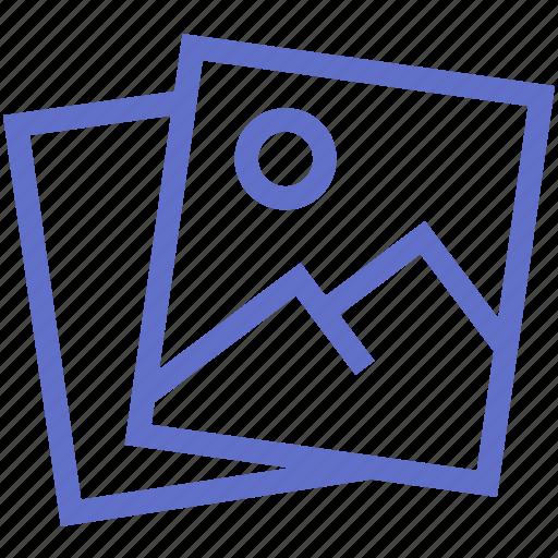 card, image, landscape, photo, picture, snapshot icon