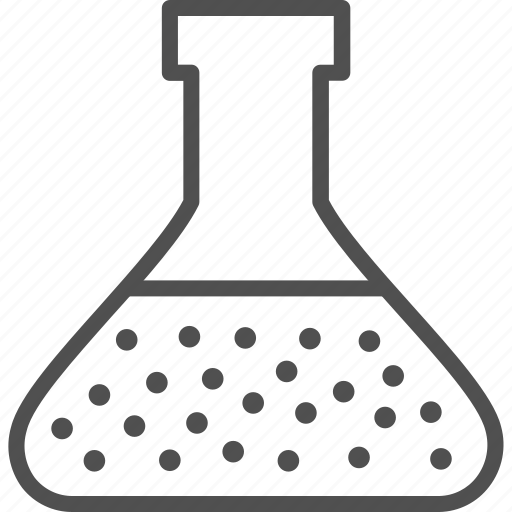 aboratory, bacteria, flask, organism, test, tube, virus icon