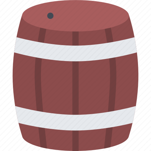 bandit, barrel, pirate, pirates, sailing, sea icon