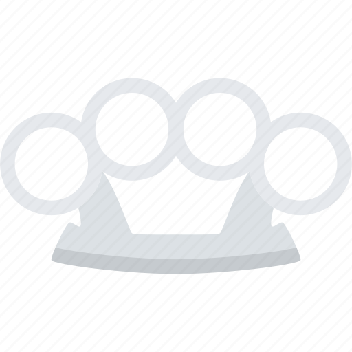 bandit, bandits, brass, crime, knuckles, mafia icon