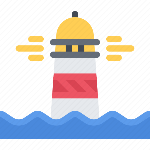 Bandit, lighthouse, pirate, pirates, sailing, sea icon - Download on Iconfinder
