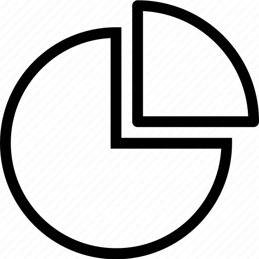 business, chart, finance, marketing, precentage icon