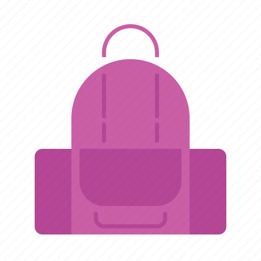 adventure, backpack, bag, haversack, school, tourism, travel icon