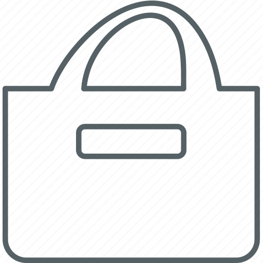 bag, box, package, shop icon