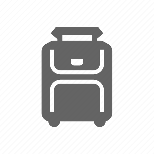 bag, baggage, container, luggage, travel, trip, voyage icon