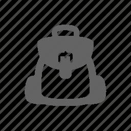 bag, baggage, container, fashion, luggage, travel, trip icon