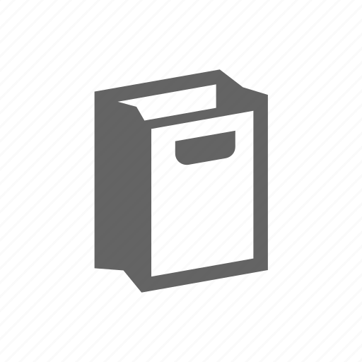 bag, container, paper, shop, shopping icon