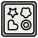 baking mold icon