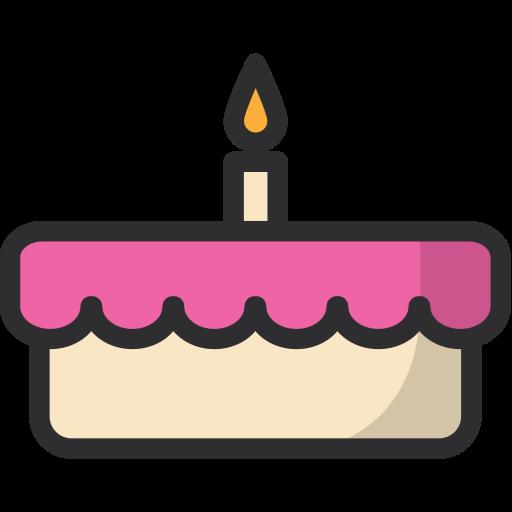 baker, bakery, birthday, cake, dessert, food icon