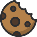 food, dessert, baker, cookie, bakery icon
