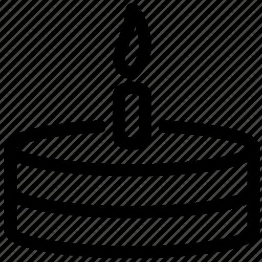baker, bakery, cake, dessert, food icon