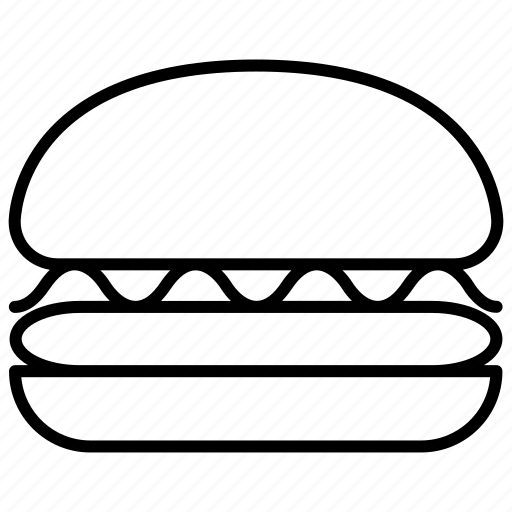 bakery, burger, cheeseburger, fastfood, hamburger icon