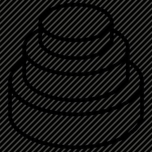 Bakery, birthday, cake, celebration, wedding icon - Download on Iconfinder