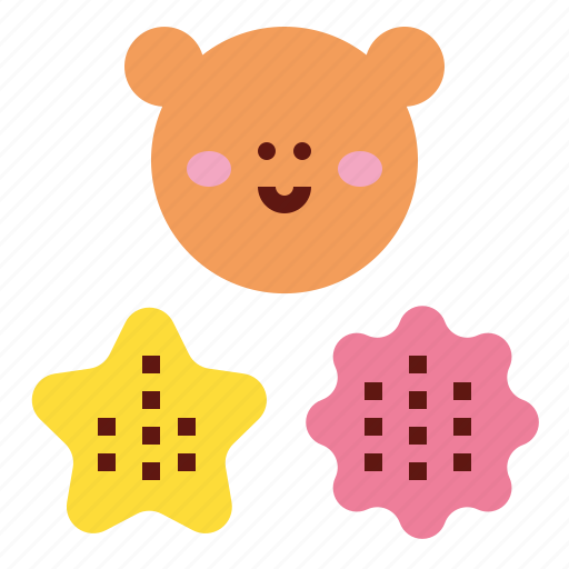 bakery, biscuit, cookie, dessert icon